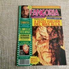 Cine: REVISTA FANGORIA Nº 1 - PRIMERA ÉPOCA - EDICIONES ZINCO-JUNIO 1991. Lote 176437138