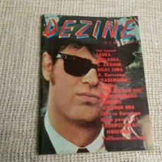 Cine: DEZINE Nº 6 - BERLANGA SAURA, BIGAS LUNA, RAMONES, AVIADOR DRO, - EDITADA - AÑO 1980. Lote 176449730