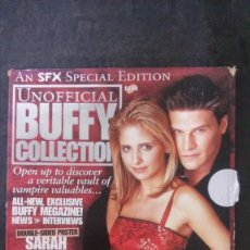 Cine: SFX-SPECIAL EDITION-UNOFFICIAL BUFFFY COLLECTION-EN INGLÉS. Lote 176591497