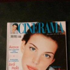 Cinema: CINERAMA 60-1997-LIV TYLER-ROWAN ATKINSON-MR. BEAN-JORDI MOLLÁ-STEVE MCQUEEN. Lote 176626124