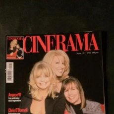 Cinema: CINERAMA 54-1997-VIGGO MORTENSEN-LOUIS MALLE-SHIRLEY MACLAINE. Lote 176626417