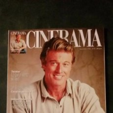 Cine: CINERAMA 50-1996-ROBERT REDFORD-JEFF BRIDGES-JAN DE BONT-SANDRA BULLOCK-JENNIFER JONES. Lote 176627224