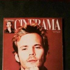 Cine: CINERAMA 52-1996-STEPHEN DORFF-DISNEY-WESLEY SNIPES-JAYNE MANSFIELD-FARRAH FAWCETT-KIM NOVAK. Lote 176628002