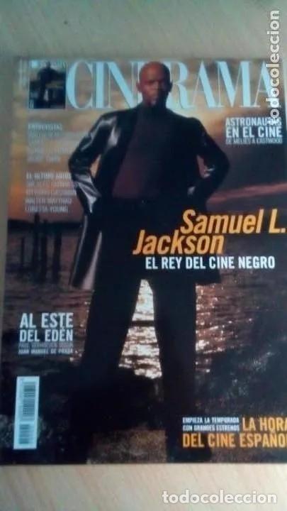 REVISTA CINERAMA 94. SAMUEL L. JACKSON-CARMELO GOMEZ-VITTORIO GASSMAN-WALTER MATTHAU (Cine - Revistas - Cinerama)