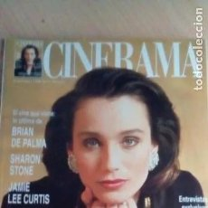 Cine: REVISTA CINERAMA 72. KRISTIN SCOTT THOMAS-TOM HANKS-SPIELBERG. Lote 176628464