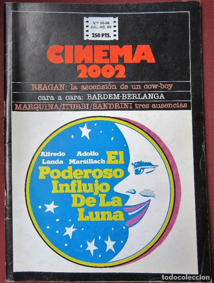 CINEMA 2002 NÚMERO 65-66 (Cine - Revistas - Cinema)