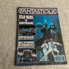 Cine: L'ÉCRAN FANTASTIQUE N° 86 1987 STAR WARS SUPERMAN MAXIMUM OVER.. - REVISTA DE CINE FRANCES. Lote 176768518