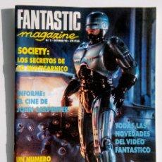 Cine: REVISTA FANTASTIC MAGAZINE. 1990.. Lote 177010350