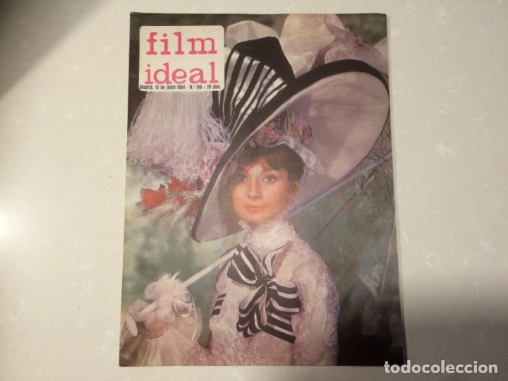 Cine: Lote 8 numeros de Film Ideal : 135 - 135 - 140 -145 - 146 - 147 - 149 - 150 - Foto 4 - 177062115