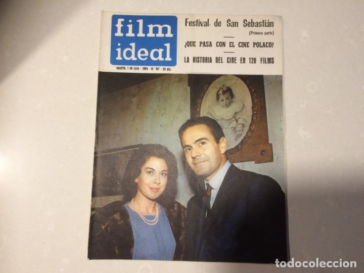 Cine: Lote 8 numeros de Film Ideal : 135 - 135 - 140 -145 - 146 - 147 - 149 - 150 - Foto 5 - 177062115