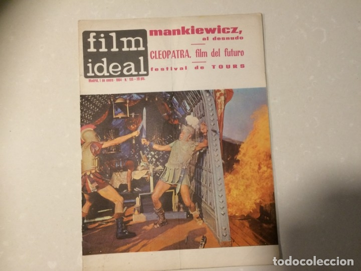 Cine: Lote 8 numeros de Film Ideal : 135 - 135 - 140 -145 - 146 - 147 - 149 - 150 - Foto 8 - 177062115