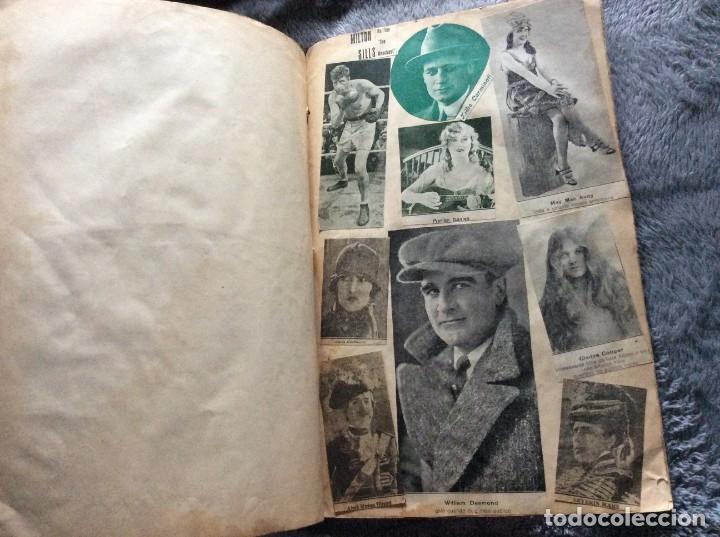 Cine: Ejemplar con recortes de revistas de las décadas de 1920 a 1930, con imágenes de artistas de cine - Foto 6 - 177174752