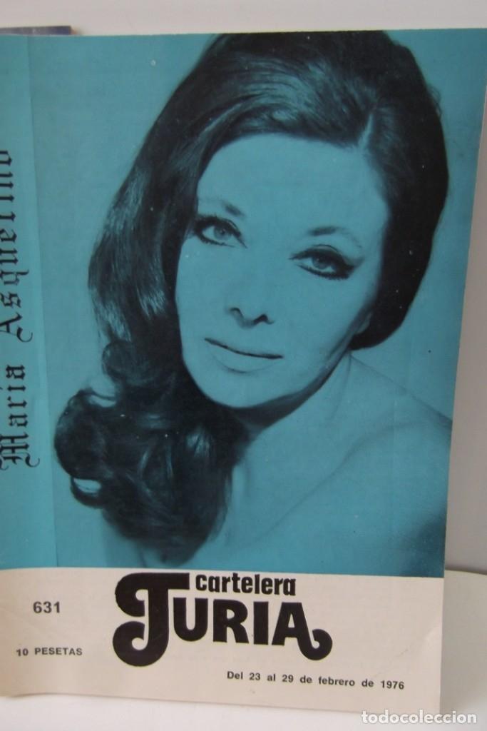 Cine: # EL CINE # CARTELERAS TURIA Y SIPE # AÑOS 1974 - 75 - 1976 # - Foto 16 - 177639022