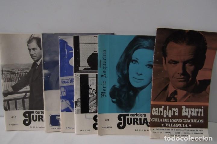 Cine: # EL CINE # CARTELERAS TURIA Y SIPE # AÑOS 1974 - 75 - 1976 # - Foto 17 - 177639022
