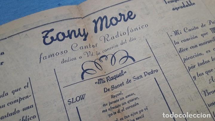 Cine: Cine Santa Catalina (Sevilla). Actuación de TONY MORE famoso cantor radiofónico - Foto 2 - 177673122