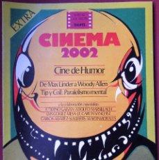 Cine: CINEMA 2002 NÚMERO 41-42 - EXTRA. Lote 178069014