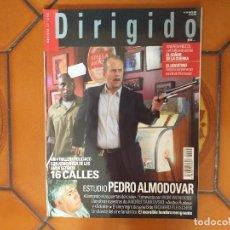 Cine: DIRIGIDO POR 355. ABRIL 2006. ESTUDIO PEDRO ALMODOVAR.. Lote 178081805