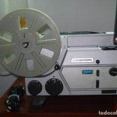 Cine: PROYECTOR DE CINE CINEKON INSTDUO S80. Lote 178680355