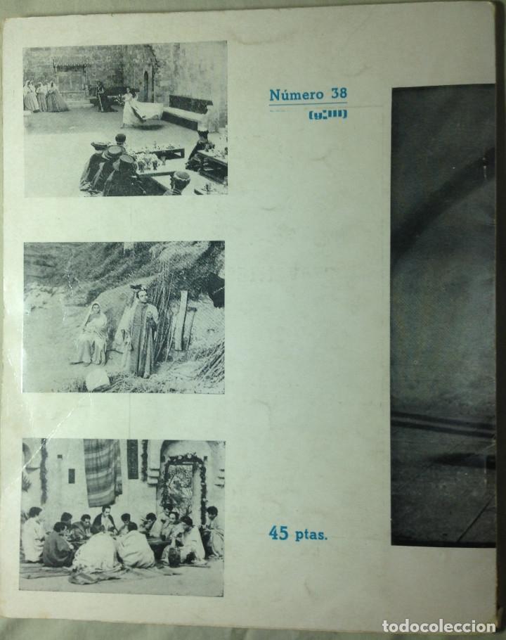 Cine: Revista Temas de Cine.4 Ejemplares Von Stroheim/Passolini/Au hasard Balthasar/Shock corridor - Foto 4 - 178829613