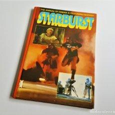 Cine: THE ANNUAL STARBURST 1981 - 20X28.CM. Lote 178877860