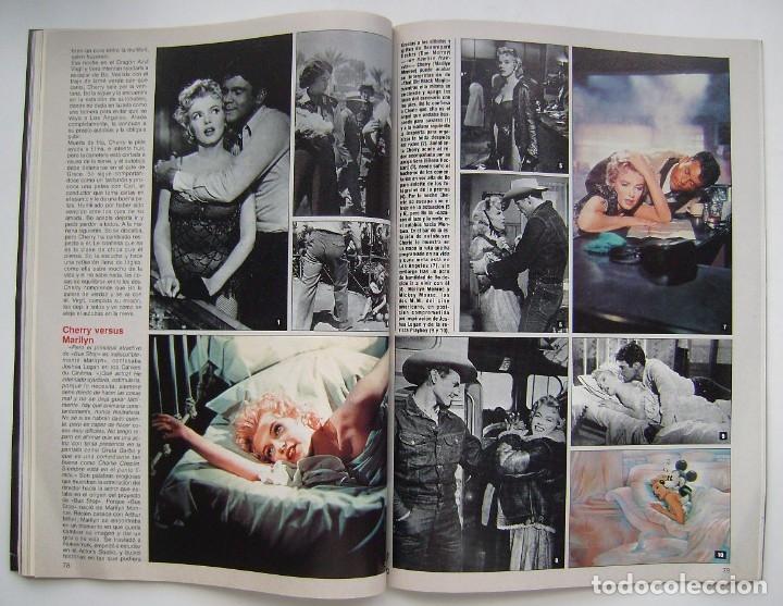 Cine: MADONNA. GRETA GARBO. MARILYN MONROE. MICHELLE PFEIFFER. REVISTA FOTOGRAMAS 1990. - Foto 5 - 178897893