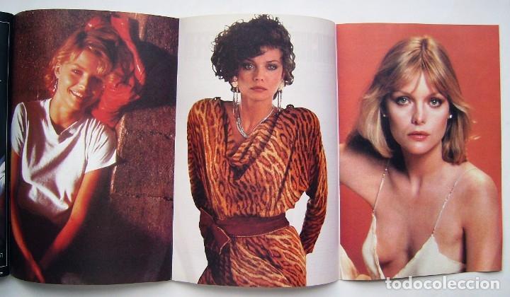 Cine: MADONNA. GRETA GARBO. MARILYN MONROE. MICHELLE PFEIFFER. REVISTA FOTOGRAMAS 1990. - Foto 7 - 178897893