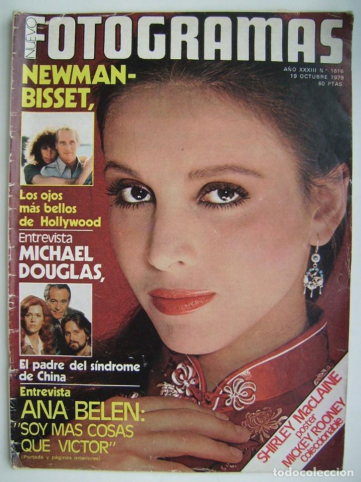 ANA BELÉN. REVISTA FOTOGRAMAS 1979. (Cine - Revistas - Fotogramas)