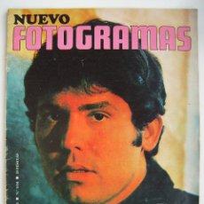Cine: RAPHAEL. REVISTA FOTOGRAMAS 1970.. Lote 178920005