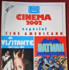 Cine: CINEMA 2002 NÚMERO 53-54. Lote 178979561