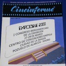 Cine: CINE INFORME Nº 719 - AÑO 39 DE EDICIÓN. Lote 178979868