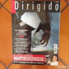 Cine: DIRIGIDO POR 397. FEBRERO 2010.. Lote 179089020