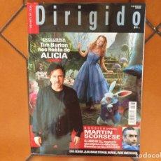 Cine: DIRIGIDO POR 398. MARZO 2010.. Lote 179089230