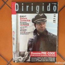 Cine: DIRIGIDO POR 428. DICIEMBRE 2012.. Lote 179096877