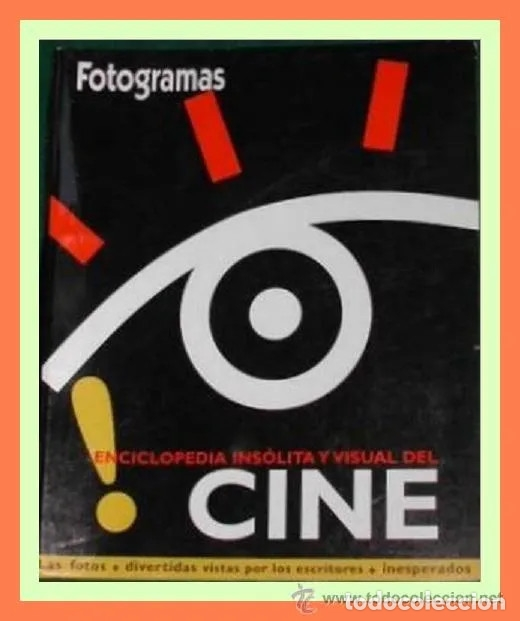 Cine: REVISTA FOTOGRAMAS ENCICLOPEDIA INSOLITA Y VISUAL DEL CINE, 1998, INCOMPLETA, VER DESCRIPCION - Foto 1 - 179105787