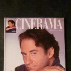 Cine: CINERAMA 58-1997-KEVIN KLINE-JENNIFER LÓPEZ-ANNA GALIENA-ELISABETH SHUE-JAMES BOND-INDIANA JONES. Lote 179177017