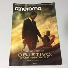 Cine: REVISTA CINERAMA JULIO AGOSTO 2019 SPIDERMAN LEJOS DE CASA FAST & FURIOUS PLAYMOBIL IT DICAPRIO BRAD. Lote 179213530