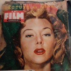 Cine: 519 LECTURAS CINE LE FILM COMPLET LES FROTES DE LA VIE GLORIA GRAHAME. Lote 179223617