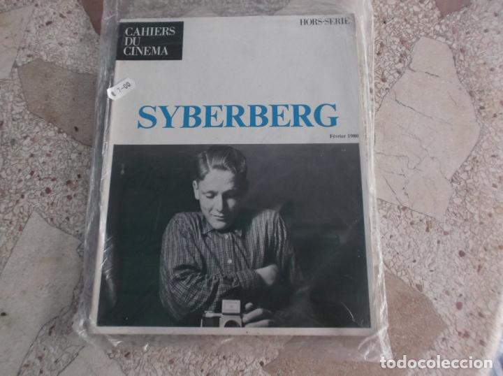 LES CAHIERS DU CINEMA NUMERO HORS-SERIE,1980,EN FRANCES,SYBERBERG (Cine - Revistas - Otros)