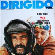 Cine: DIRIGIDO POR... N° 99 DICIEMBRE 1982. Lote 179310797