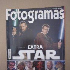 Cine: REVISTA - FOTOGRAMAS Nº 1.870 (EXTRA STAR WARS) - 1999. Lote 179405270