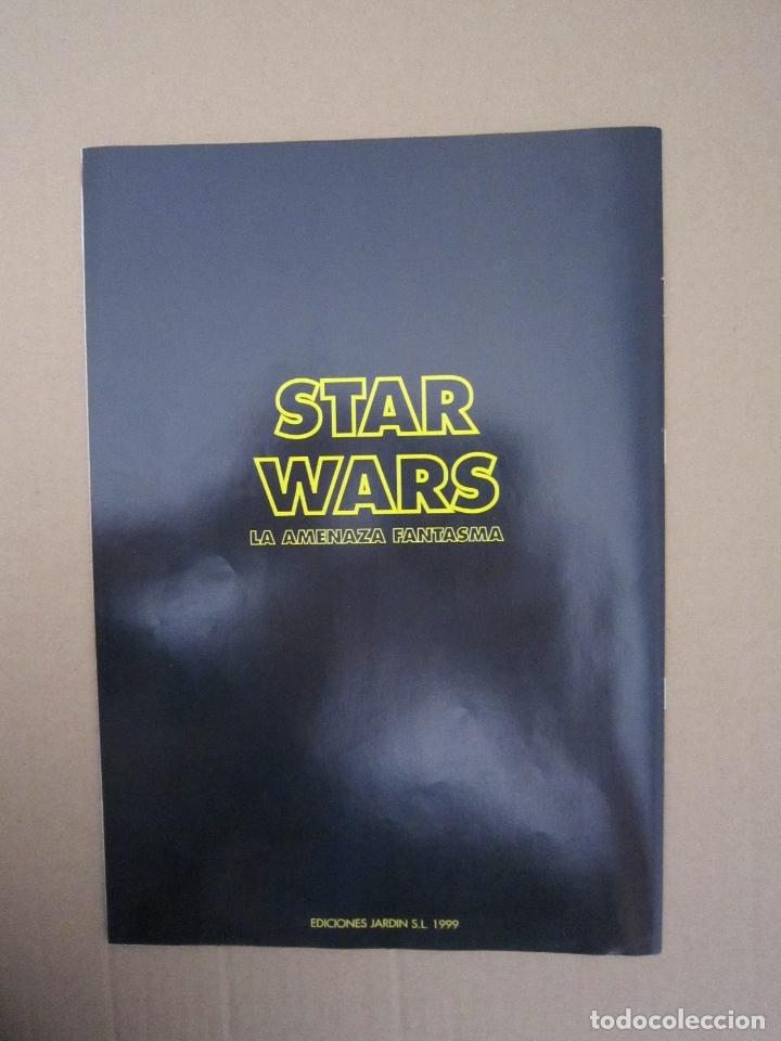 Cine: SUPLEMENTO - REVISTA ACCIÓN Nº 87 (STAR WARS: LA AMENAZA FANTASMA) - 1999 - Foto 3 - 179514421