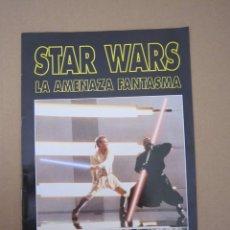 Cine: SUPLEMENTO - REVISTA ACCIÓN Nº 87 (STAR WARS: LA AMENAZA FANTASMA) - 1999. Lote 179514421