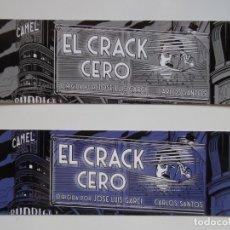 Cine: GARCI. 2 MARCA PÁGINAS DE EL CRACK CERO. JOSÉ LUIS GARCI. ENVÍO GRATUITO.. Lote 180045133