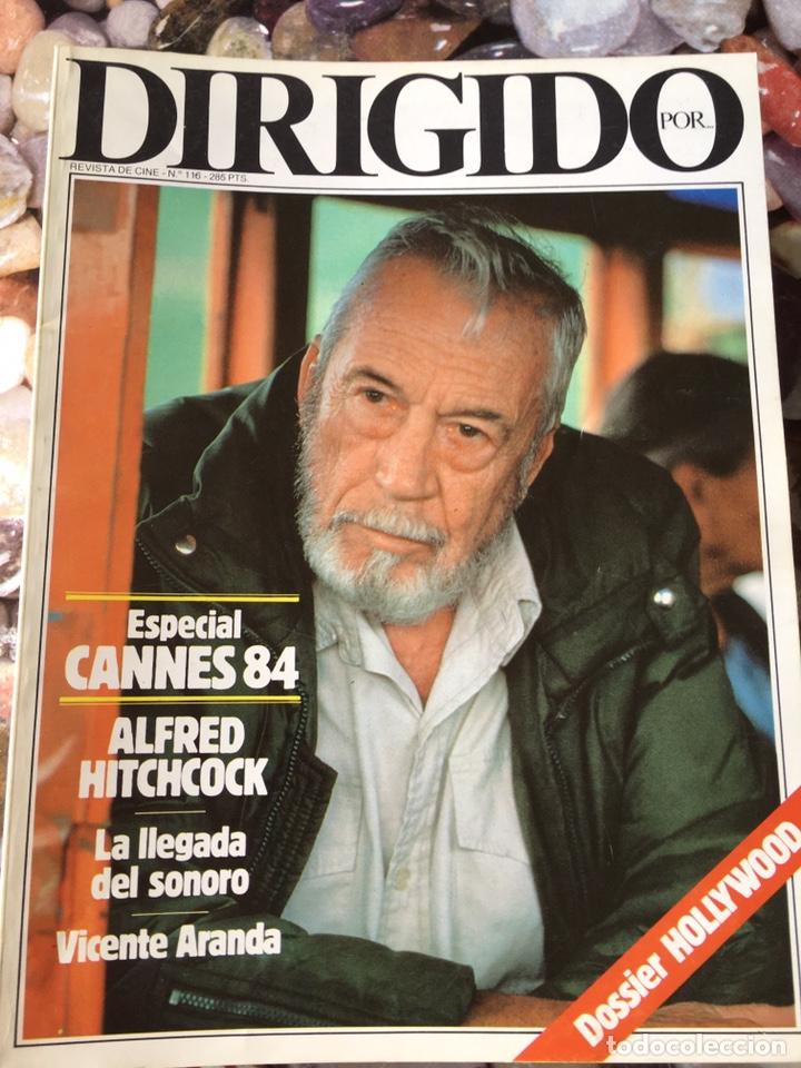 Cine: Lote de 31 números de Dirigido Por - Foto 10 - 180238197