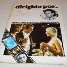 Cine: STANLEY DONEN - DIRIGIDO POR Nº 18. Lote 180290488