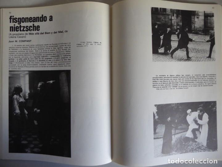 Cine: Revista La mirada, textos sobre cine - Completa 1 a 4 (1978) - Foto 14 - 180867522