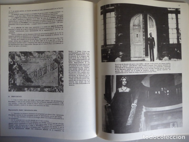 Cine: Revista La mirada, textos sobre cine - Completa 1 a 4 (1978) - Foto 15 - 180867522