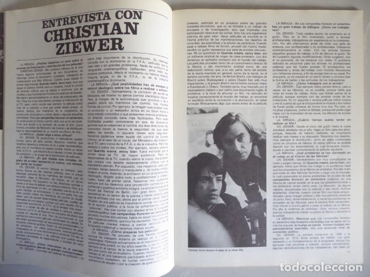 Cine: Revista La mirada, textos sobre cine - Completa 1 a 4 (1978) - Foto 17 - 180867522