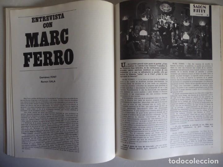 Cine: Revista La mirada, textos sobre cine - Completa 1 a 4 (1978) - Foto 19 - 180867522