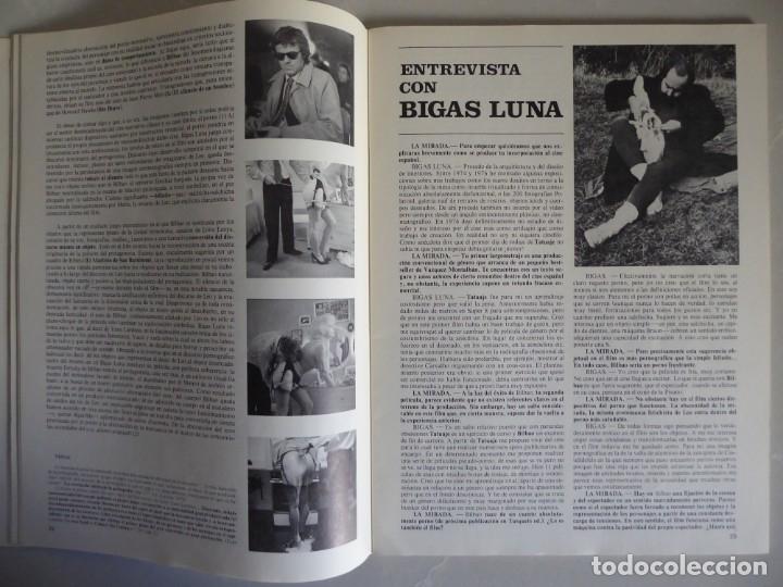 Cine: Revista La mirada, textos sobre cine - Completa 1 a 4 (1978) - Foto 24 - 180867522